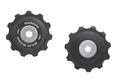 Kladka Shimano XT, horní + spodní, 10 speed