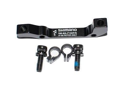 Přední adaptér kot. brzdy Shimano, 180mm, SM-MA-F180P/S