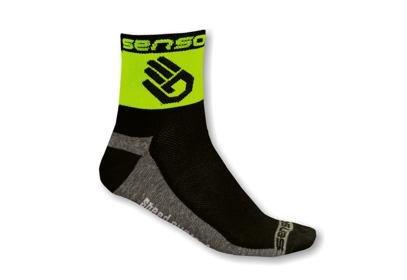 Ponožky Sensor Race Lite Ruka, zelená