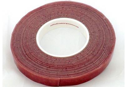 Effeto Mariposa CAROGNA lepící páska na galusky, 25mm/16m