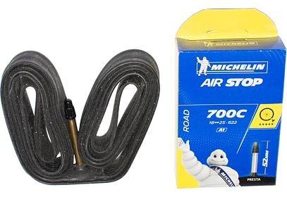 Duše silniční Michelin A1 AirSTOP 700x18-25, 52mm