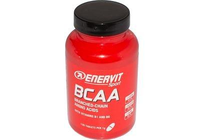 Enervit Gymline muscle BCAA, 120 tablet