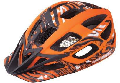 Helma Limar Ultralight MTB, matt orange