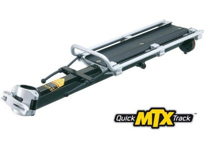 Nosič na sedlovku Topeak BeamRack (E-Type), MTX