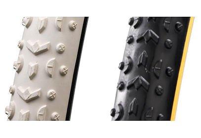 Cyklokrosová galuska Challenge Grifo 33 mm černá/Tan