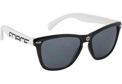 Brýle FORCE FREE černo-bílé, černá laser skla - 91030
