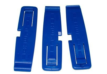 Montpáky Schwalbe, 3ks, modrá