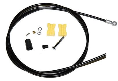 Brzdová hadička Shimano SM-BH90-SBL - černá