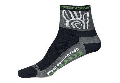 Ponožky Sensor Race Lite Ruka, černá