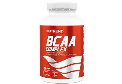 Nutrend ENDURO BCAA Enduro, 120 caps