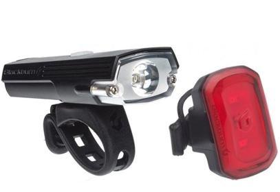 Sada osvětlení Blackburn Dayblazer 400 + Click USB