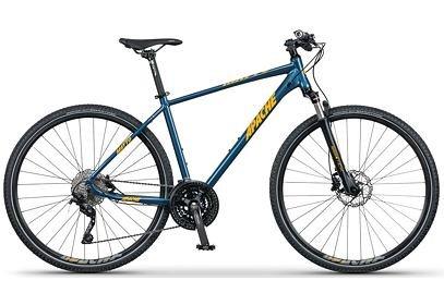 Krosové kolo Apache Matto A1, dark blue, 2021