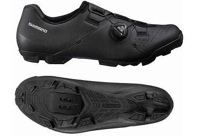Tretry Shimano SH-XC300, černá