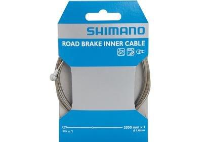 Brzdové lanko Shimano DURA ACE 2m x 1,6 mm, balené