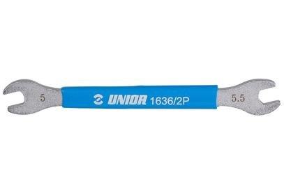 Centrklíč UNIOR pro niple SHIMANO 5 - 5,5