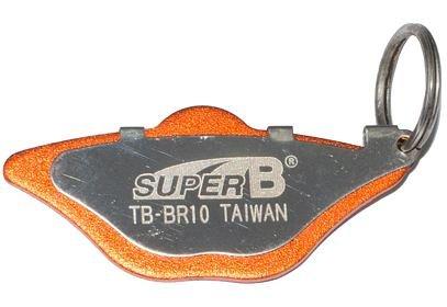 Super B TB-BR10 podložka  pro vymezení destiček