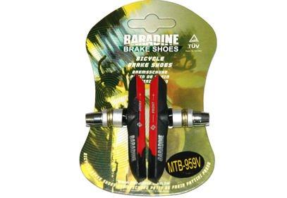 Brzdové špalky Baradine MTB-959, blistr