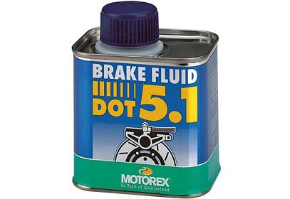 Motorex brzdový olej DOT 5.1, 250ml
