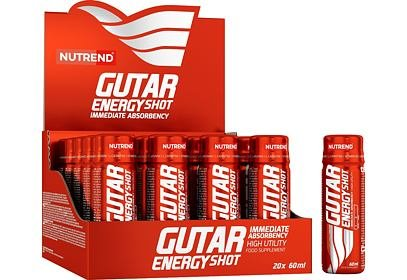 Nutrend GUTAR ENERGY SHOT, 60 ml
