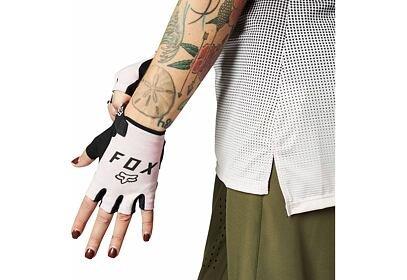 Dámské rukavice krátké Fox Ranger Gel Short Glove růžová