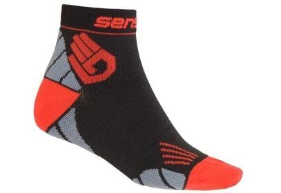 Ponožky Sensor Marathon, černá