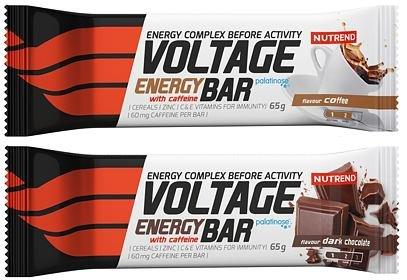 Nutrend VOLTAGE Energy Bar, 65g