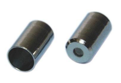 Koncovka brzdového bowdenu lepší (soustružená) - 5 mm