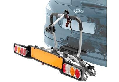 Nosič Peruzzo PARMA na tažné zařízení pro 2 kola - naklápěcí , uzamykatelný
