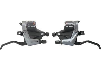 Řadící a brzdové páky Shimano ALIVIO, ST-M4000,  3x9