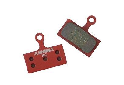 Brzdové destičky Ashima AD0106 - SOS