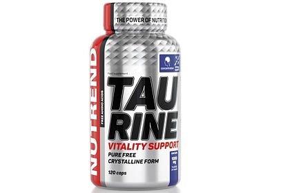 Nutrend Taurine, 120 kapslí