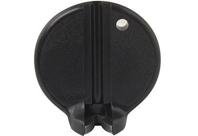 Centrklíč plastový 3,45 mm černý