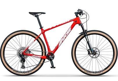 "29"" horské kolo Apache Tuwan C3, red, 2021"