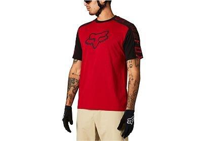 Pánský dres Fox Ranger Ss Jsy MTB21S Chilli Red