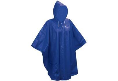 Pláštěnka Force PONCHO - modrá