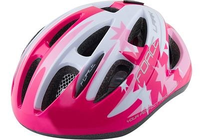 Dětská helma Force LARK - růžová
