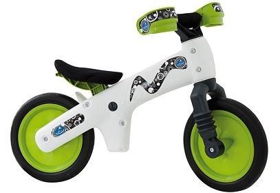 Odrážedlo dětské Bellelli - zelená - 95397