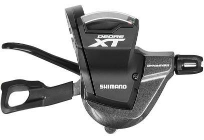 Pravá řadící páčka Shimano XT SL-M8000, objimka, 11s