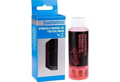 Minerální olej Shimano 100ml - krabička