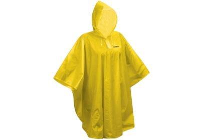 Pláštěnka Force PONCHO - žlutá (dámská/dětská)