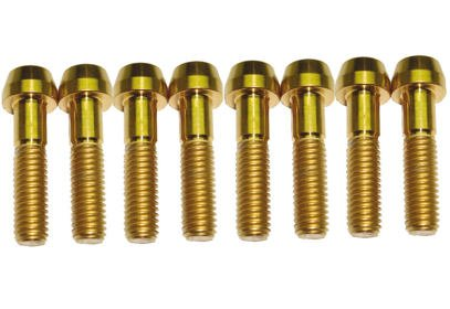 Sada titanových šroubů A2Z B-M6250, 8ks