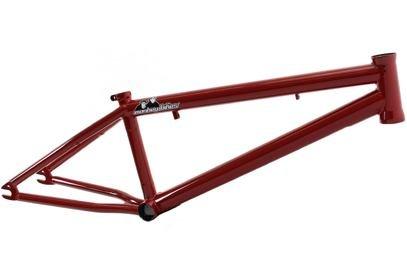 Rám BMX Monkey Bikes Cornelius - PRO blood red