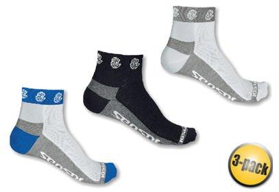 Ponožky Sensor Race Lite Ručičky, 3 pack