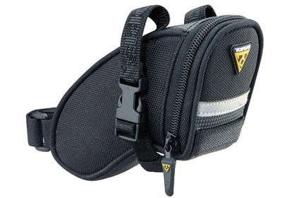 Podsedlová brašna Topeak Aero Wedge Pack, micro - pásek