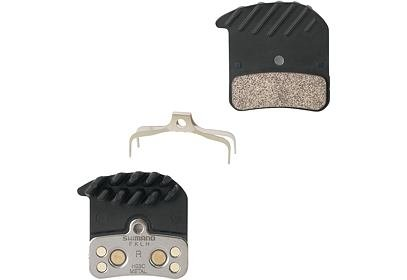 Brzdové destičky Shimano Saint / Zee, BR-M820/640 - metal s chlazením