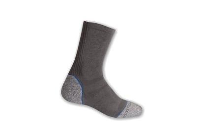 Ponožky Sensor HIKING Bambus, šedá/modrá