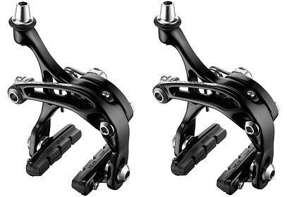 Brzdy Campagnolo Potenza Black Skeleton, Dual-Dual
