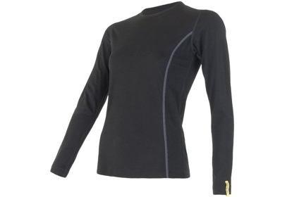 Dámské triko Sensor Merino Wool Active, dlouhý rukáv