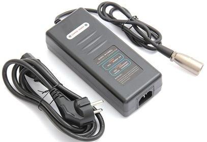 Nabíječka baterie Apache Power pro elektrokolo, 36V/2A, 3-pin konektor