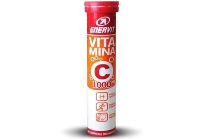 Enervit Vitamin C 1000mg, 20 šum. tablet